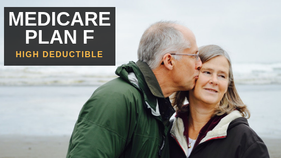 medicare plan f high deductible